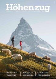 «Höhenzug» - unterwegs mit der Matterhorn Gotthard Bahn und der Gornergrat Bahn
