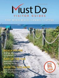 Must Do Fort Myers Visitor Guide Summer/Fall 2019