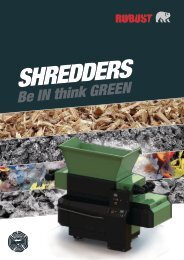 Robust SHREDDERS 2019 EN