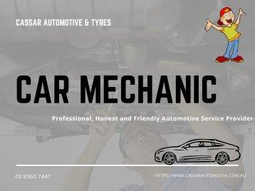 Cassar Automotive & Tyres