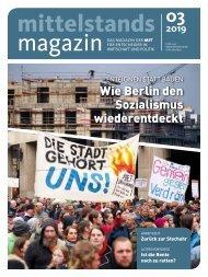 Mittelstandsmagazin 03-2019