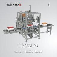 Lid Station