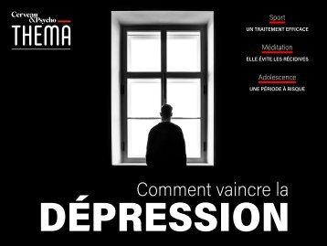 Thema Pour la science n°12 : Vaincre la dépression