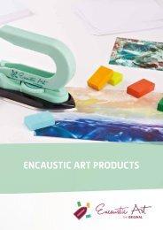 Encaustic Art - Product Brochure - 092018 EN