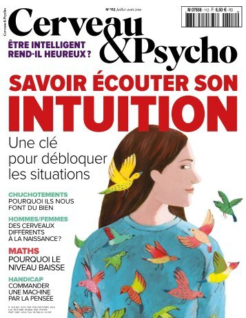 Cerveau & Psycho n°112 - juillet/août 2019