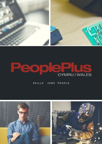 PeoplePlus Cymru Portfolio of Qualifications