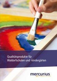 Mercurius Deutschland - Schule Katalog 2019 (DE)