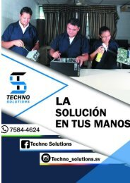 TECHNO SOLUCTIONS