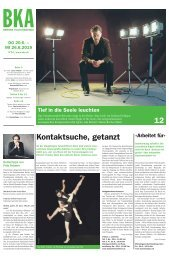 Berner Kulturagenda N° 24
