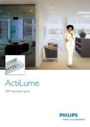 ActiLume - Philips Lighting