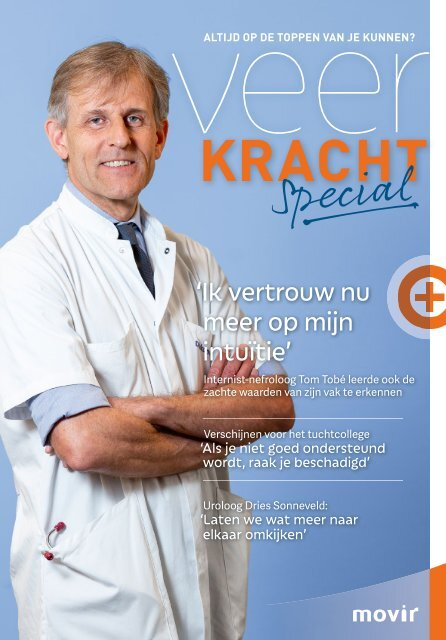 Veerkracht special Medisch specialisten