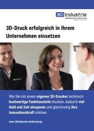 3D Industrie GmbH Report