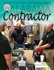 Alabama Contractor Summer 2019