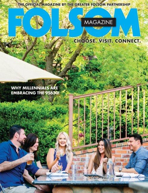 2019-Folsom Magazine by the Greater Folsom Partnership