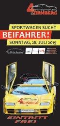 4. Sportwagencharity Nürnberg 2019