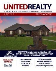 United Realty Magazine June 2019
