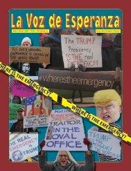 La Voz - July Aug 2019