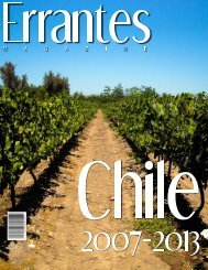 Errantes Magazine :: Issue # 10 :: Chile 2007 hasta 2013