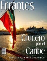 Errantes Magazine :: Issue # 9 :: Crucero Por el caribe
