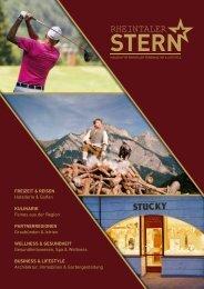 Rheintaler Stern Ausgabe 4 online - Hochglanzmagazin