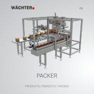 Packer for food & beverage