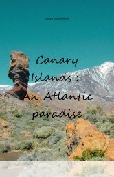 Visiting the Canary islands