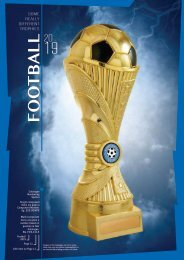 Some Really Different Football Trophies 2019
