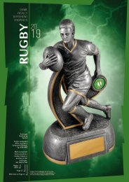 Some Really Different Rugby Trophies 2019