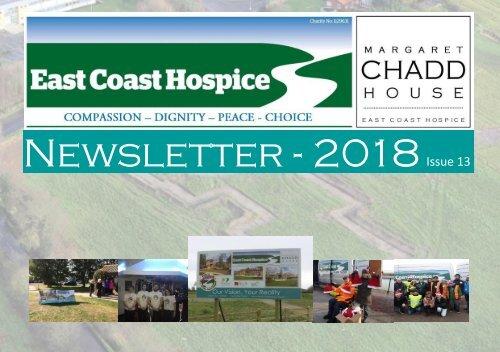 East Coast Hospice Newsletter - December 2018