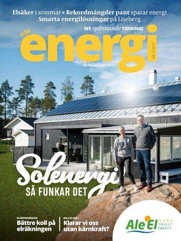 Din Energi nr 2 2019