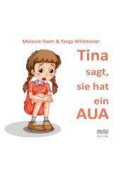 Tina sagt, sie hat ein AUA [Blick ins Buch]