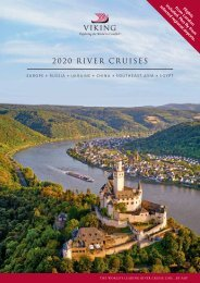 Viking River Brochure 2020 2nd Ed