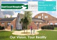 East Coast Hospice Newsletter - December 2017