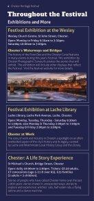 Chester Heritage Festival leaflet 2019 - Page 4