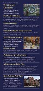 Chester Heritage Festival leaflet 2019 - Page 6