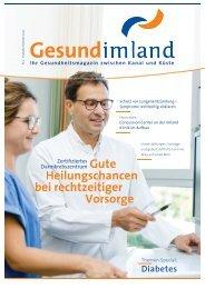 Gesund imland - Patientenzeitschrift #4