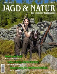 Jagd & Natur Ausgabe Juli 2019 | Vorschau