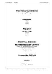 MasterSeries PowerPad Sample Output