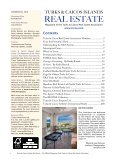 Turks & Caicos Islands Real Estate Summer/Fall 2019 - Page 4