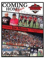 Coming Home Again Vol. 1 Issue 1 Joe Morris