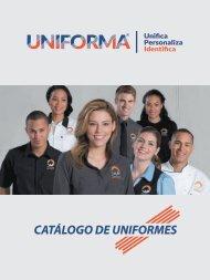 CATALOGO UNIFORMA