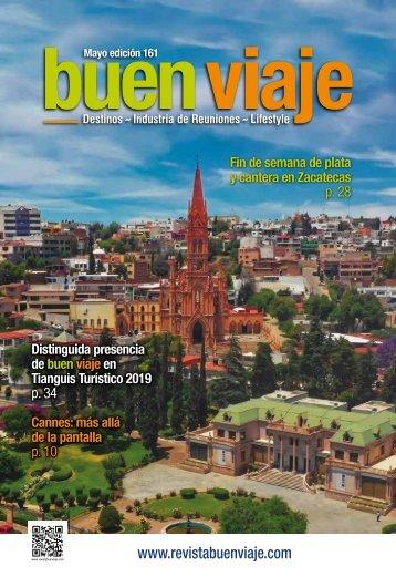 Revista Buen Viaje 161 Edicion Mayo 2019