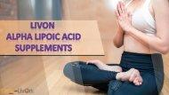 Livon Alpha Lipoic Acid   Buy Now