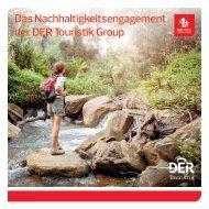 Nachhaltigkeitsengagement DER Touristik Group
