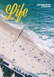 Life July August 2019