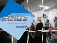 Learning Fair, I 2019