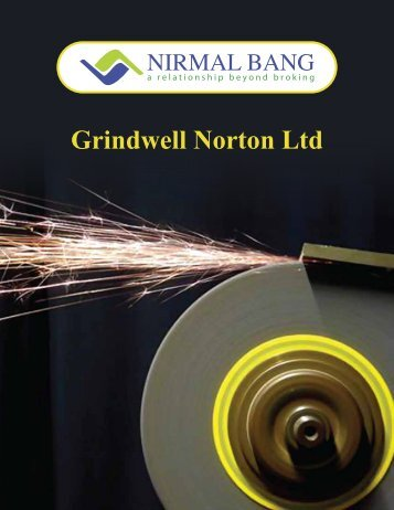 Grindwell Norton Ltd - Business Standard
