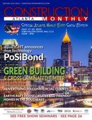 Atlanta Construction Monthly 2019