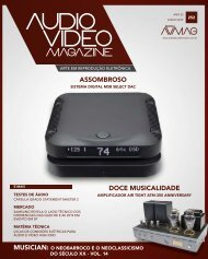 Revista Áudio e Vídeo Magazine - Edição 252