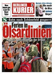 Berliner Kurier 20.06.2019